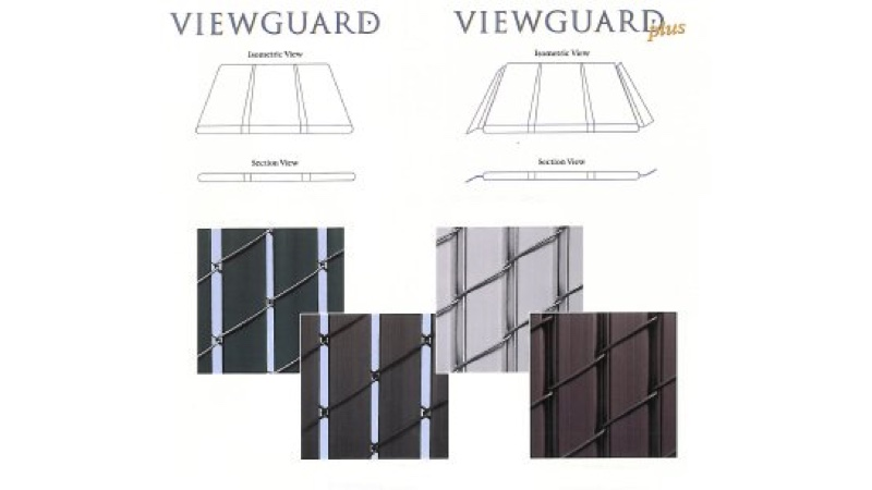 Viewguard fencing